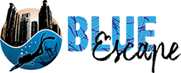 Blue Escape Logo